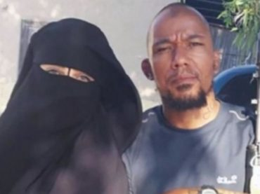İŞİD'Lİ KADIN HAMBURG'U KARIŞTIRDI