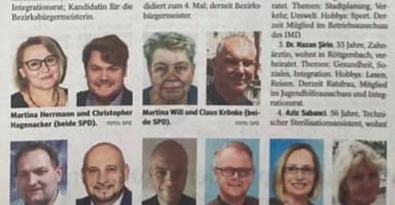 ESKİ AFD'Lİ DUİSBURG'TA SPD ADAYI